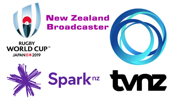 spark new zealand and tvnz rugby world cup broadcaster 2019