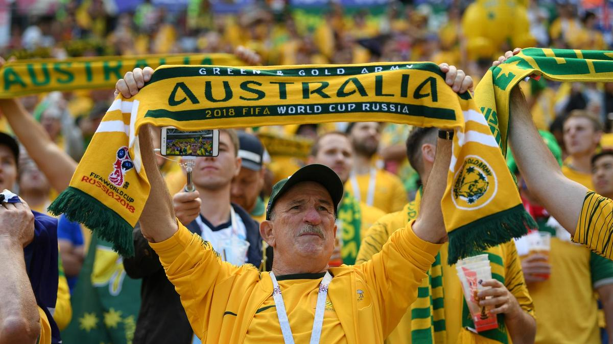 Wallabies rugby fans ready to support the Australia in RWC 2019